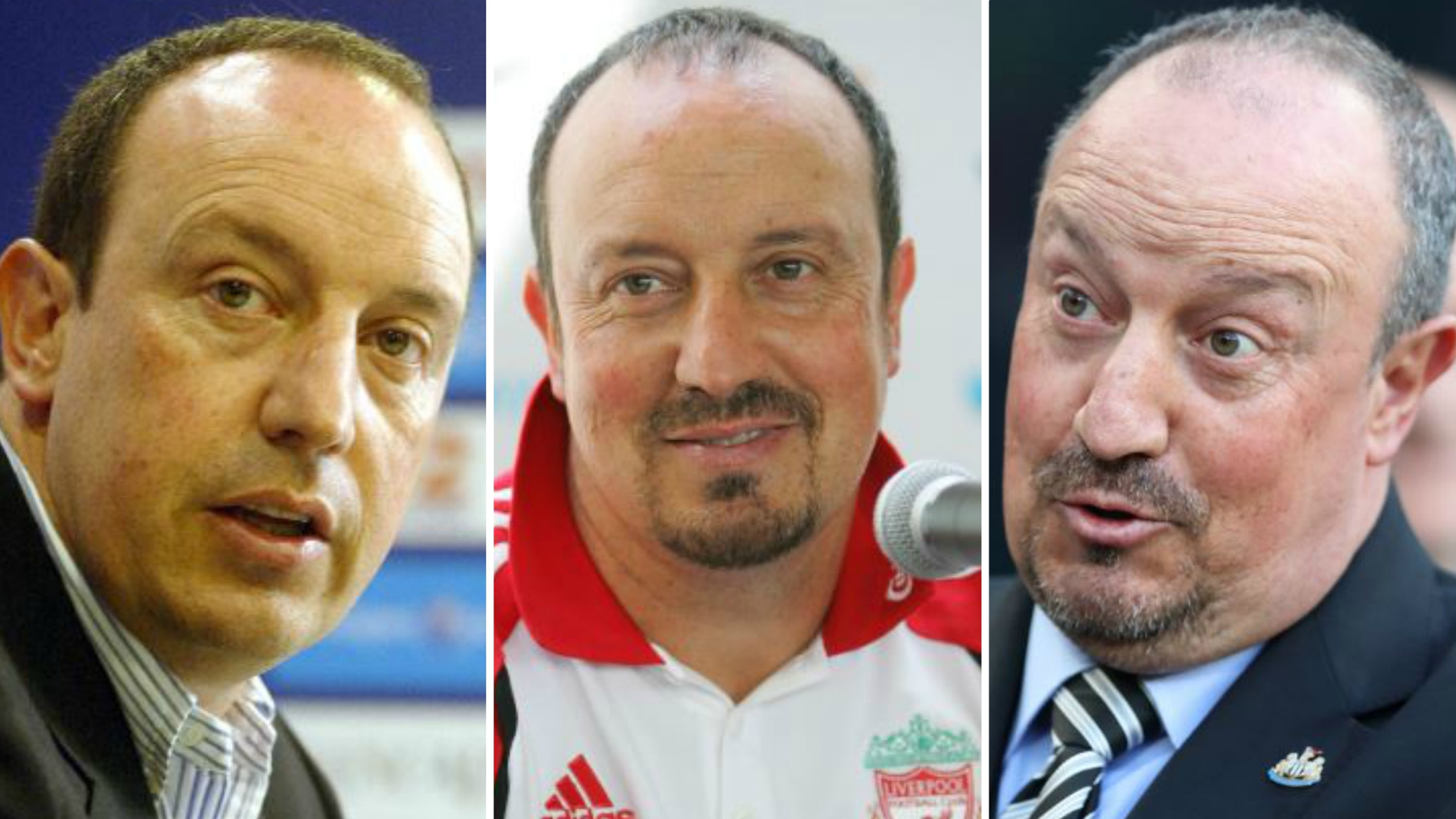 Rafael Benitez: The games that shaped my managerial career