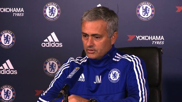 Chelsea manager Jose Mourinho accuses the press of showing 'no respect'