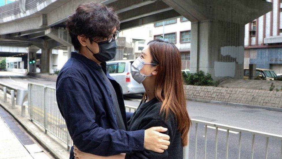 Hong Kong, subversi, aktivitis