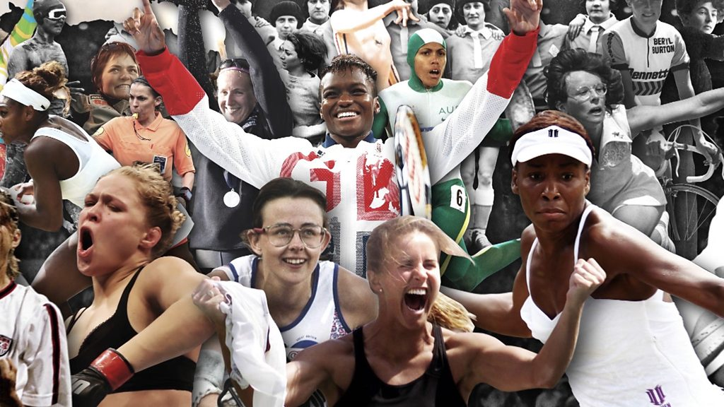 #changethegame - History of women's sport