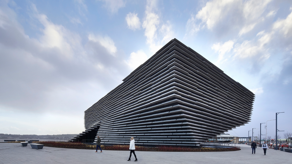 V&A Dundee showcased at Venice Biennale 2018