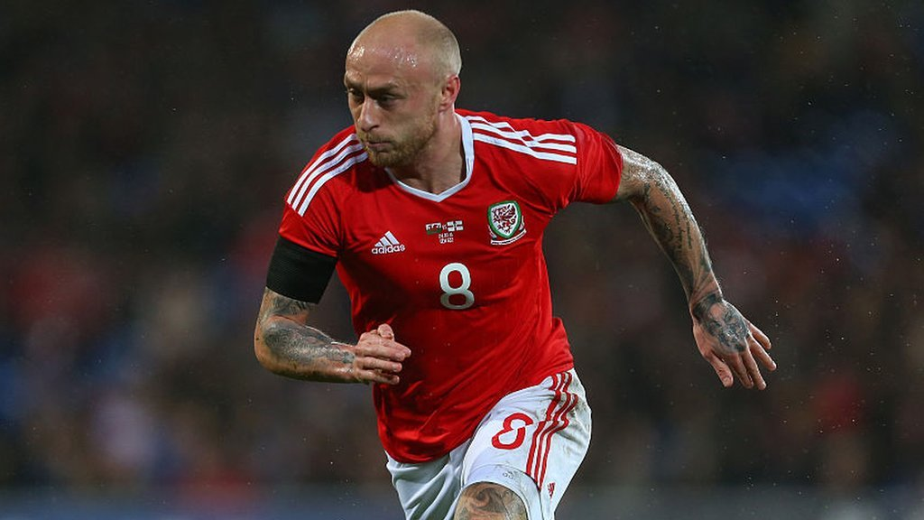 David Cotterill: Wales forward announces playing retirement