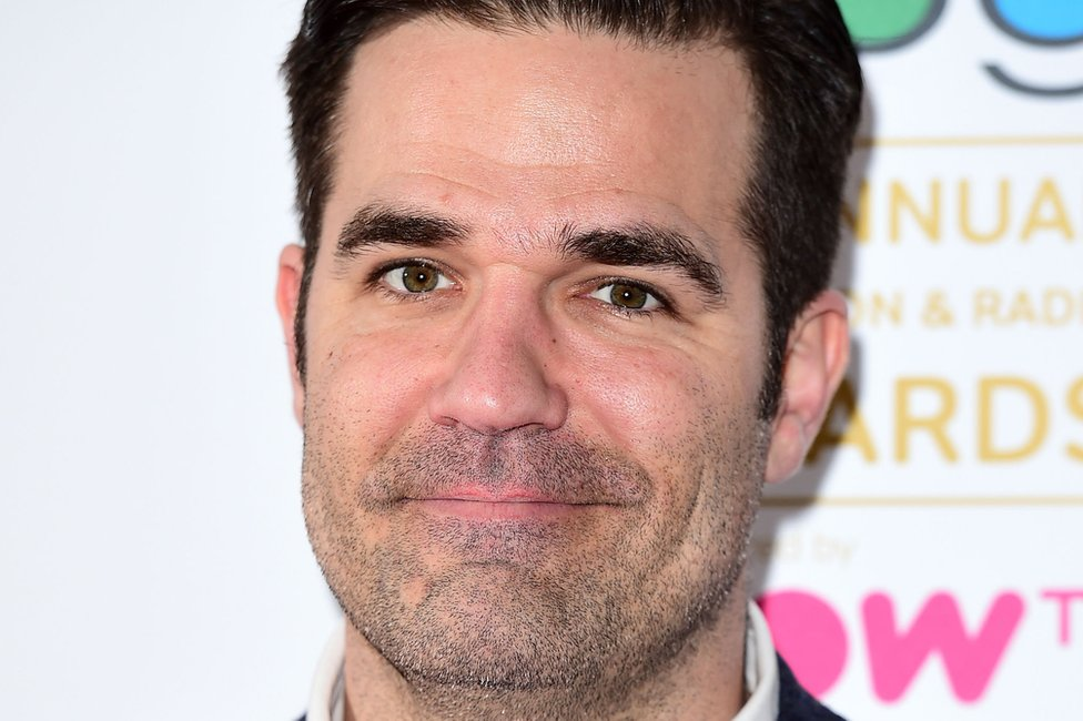 Catastrophe star Rob Delaney, who has revealed his two-year-old son, Henry, died from cancer in January, 11 March 2016