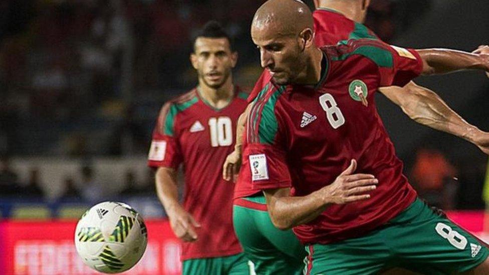 Karim El Ahmadi es uno de cinco jugadores de la selección holandesa nacidos en Holanda.