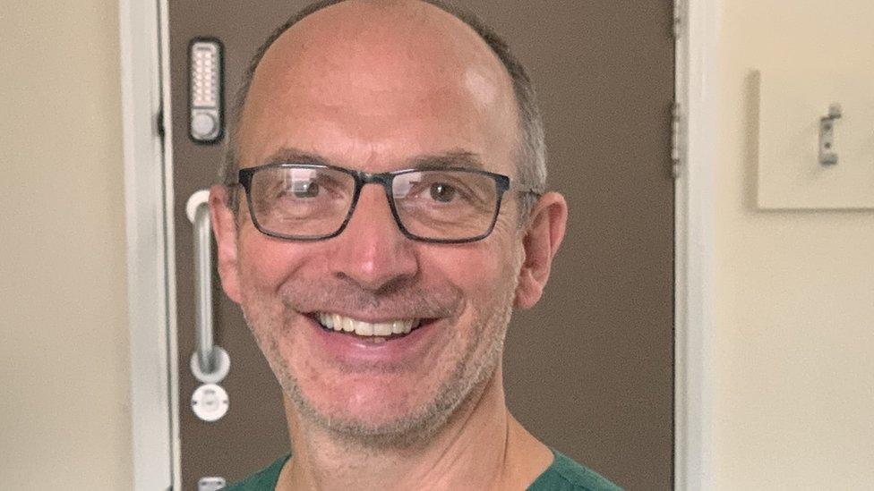 Dr Nick Sherwood