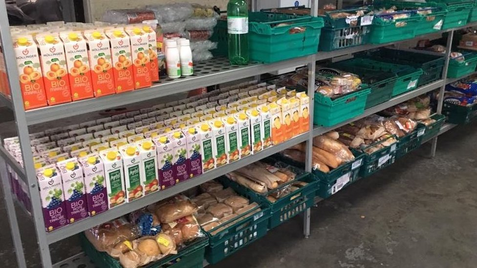 Real Food supermarket