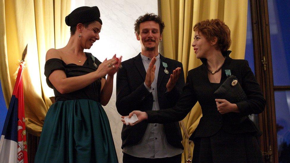 TKV, Milan Manić i Jana Adamović