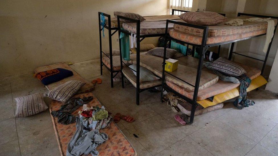 Escuela en Zamfara donde ocurrió el último secuestro masivo