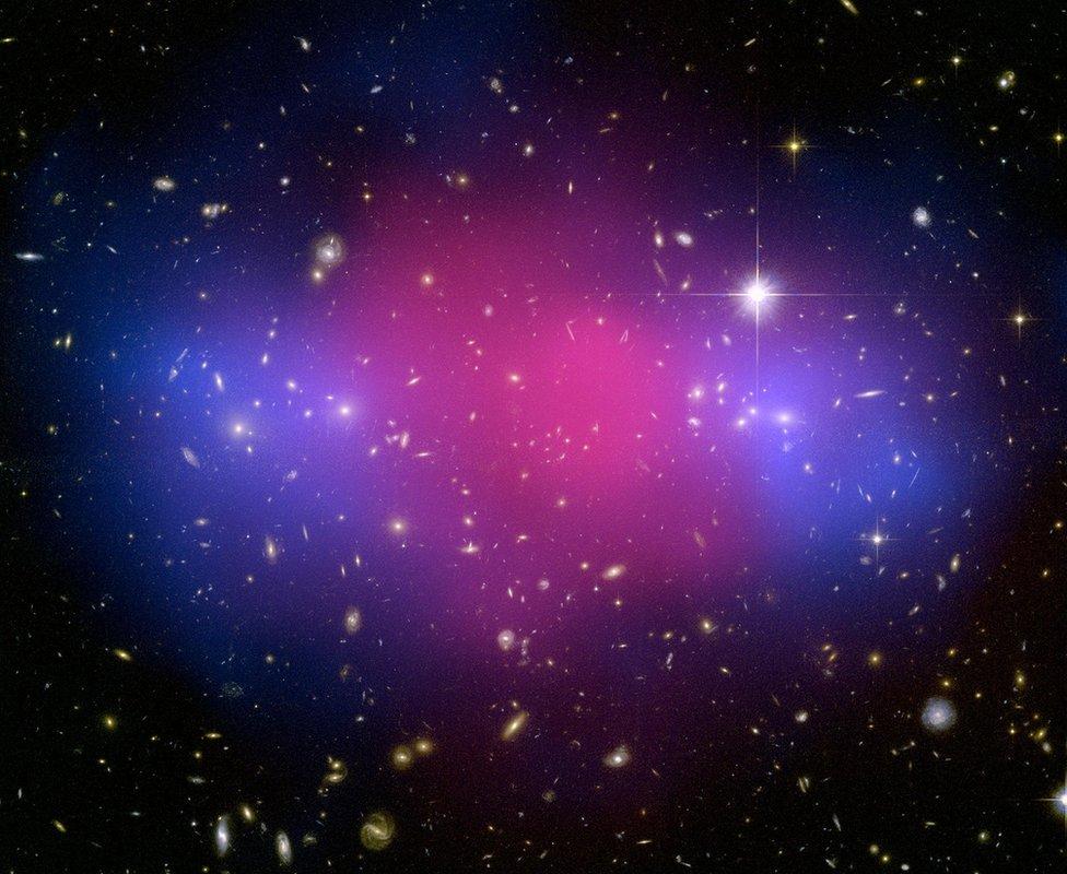 MACS J0025.4-1222 galaxy cluster