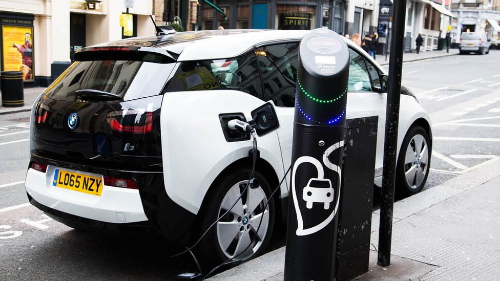 kettle while charging your electric car