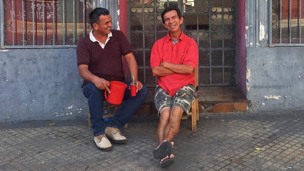 Miguel Ángel y Pablo Gómez