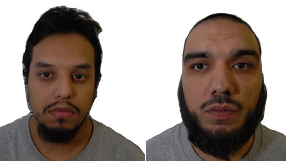 Mohibur Rahman and Tahir Aziz