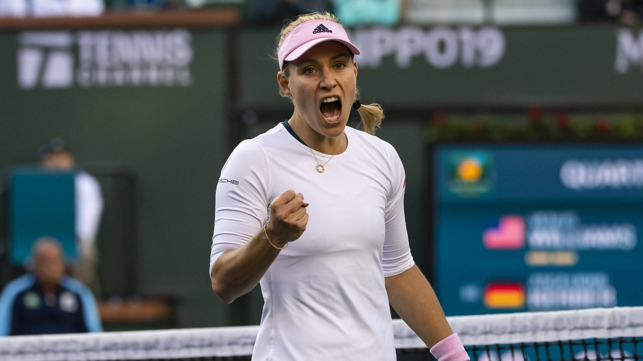 Indian Wells: Angelique Kerber defeats Venus Williams, Thiem also through to semis