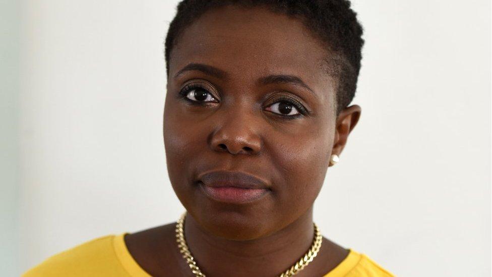 Kelechi Okafor: 'I'm not hiding my white boyfriend'