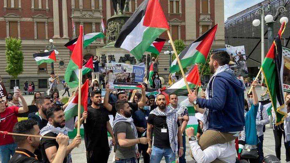 Palestina, Palestinci