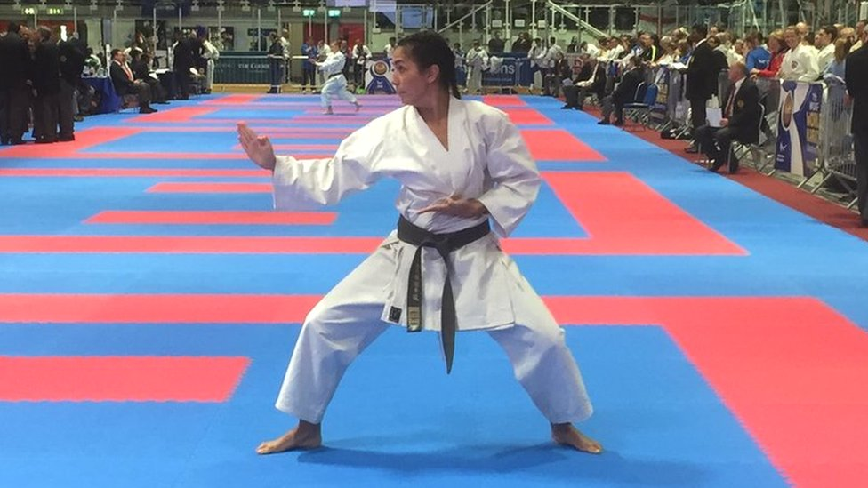 International karate tournament kicks off in Dundee