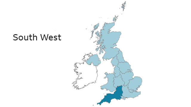 2019 Euro elections: The South West