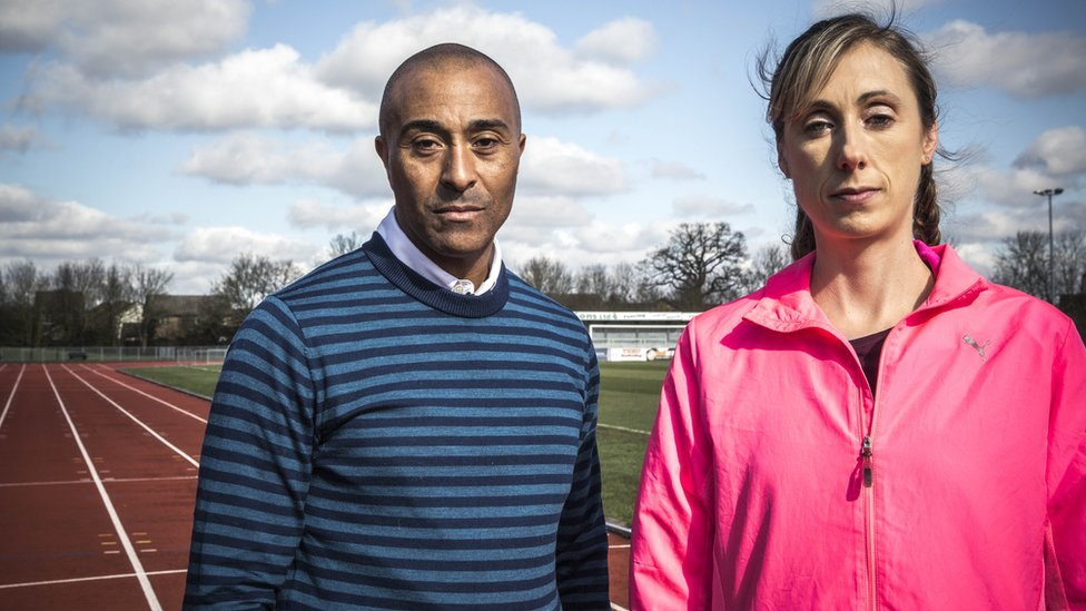 Eating disorders in UK sport: 'A general culture that weight loss is good' thumbnail