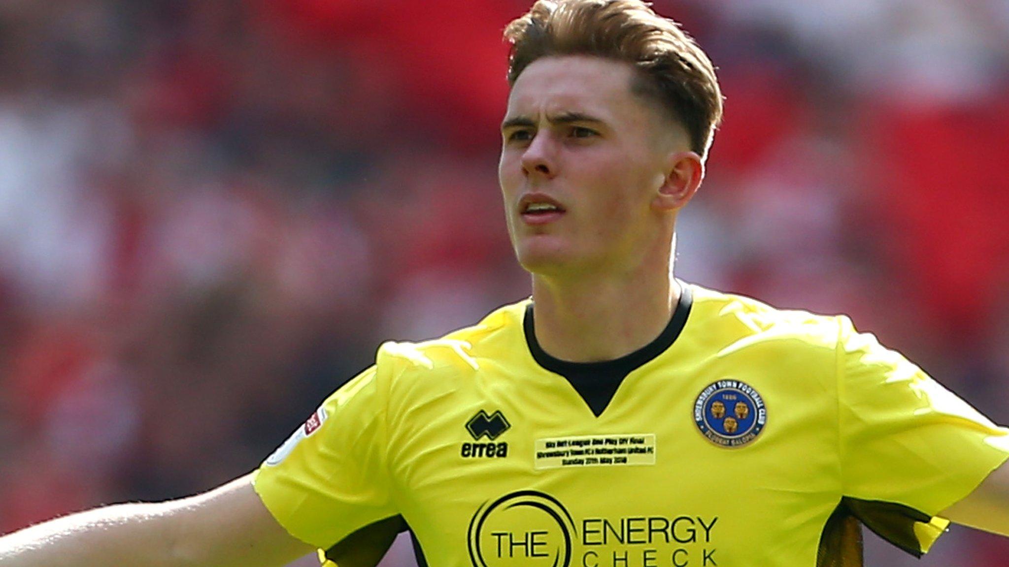 Ex-Shrewsbury loan keeper joins Blades