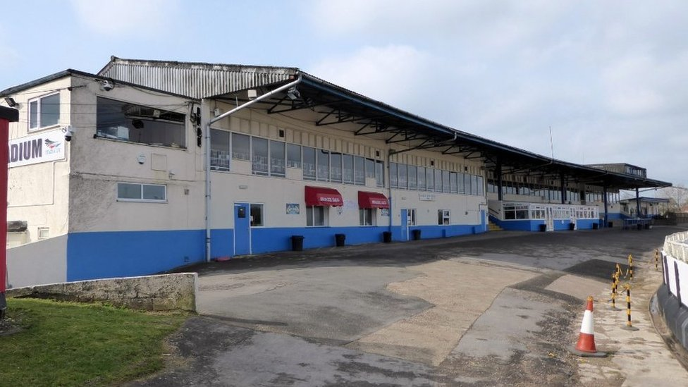 Swindon's new speedway and greyhound stadium approved