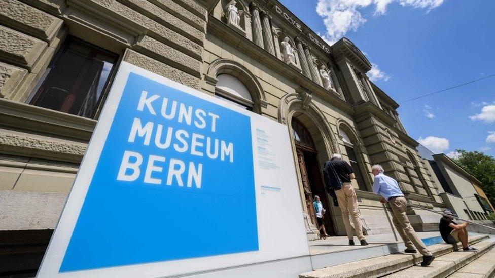The Museum of Fine Arts Bern (15 June 2017)