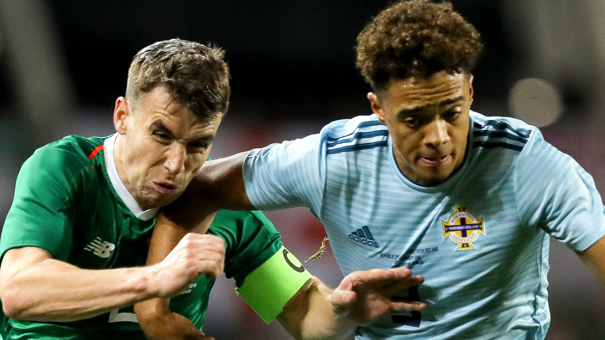 Wasteful Northern Ireland draw with Republic of Ireland
