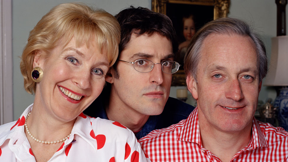 Louis Theroux and the Hamiltons