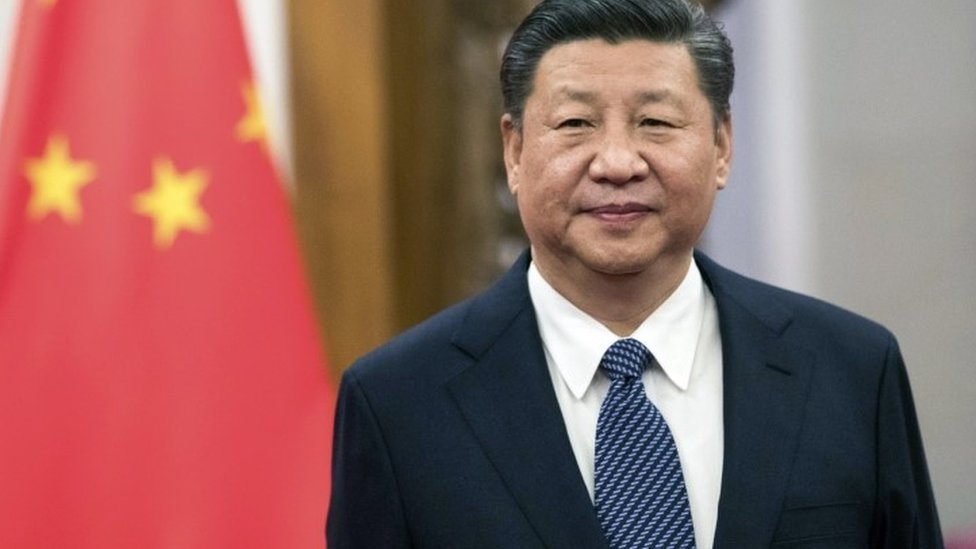Chinese President Xi Jinping pictured in 2018