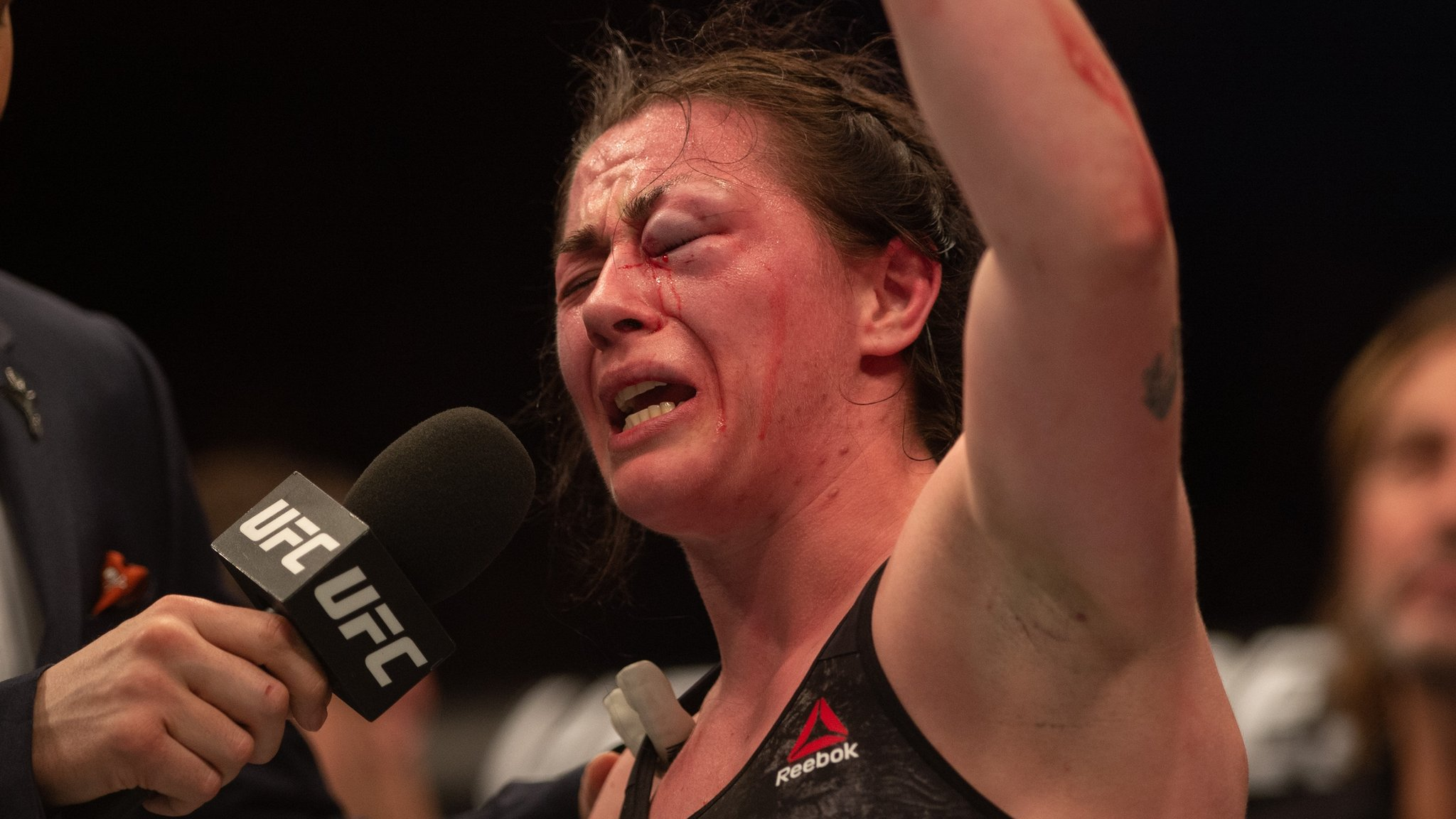 Molly McCann: Flyweight says she can be UFC's 'poster girl'