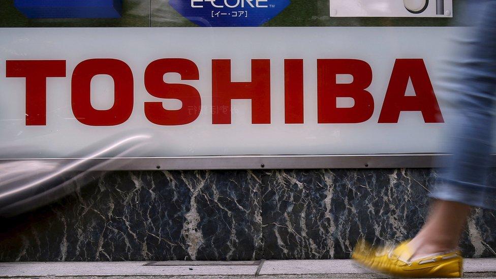 Toshiba shares crash as nuclear writedown crisis deepens