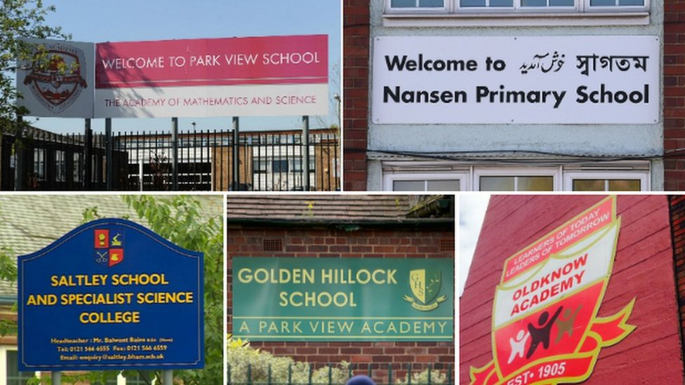 'Trojan Horse' hearings against teachers and governor cost £1.27m