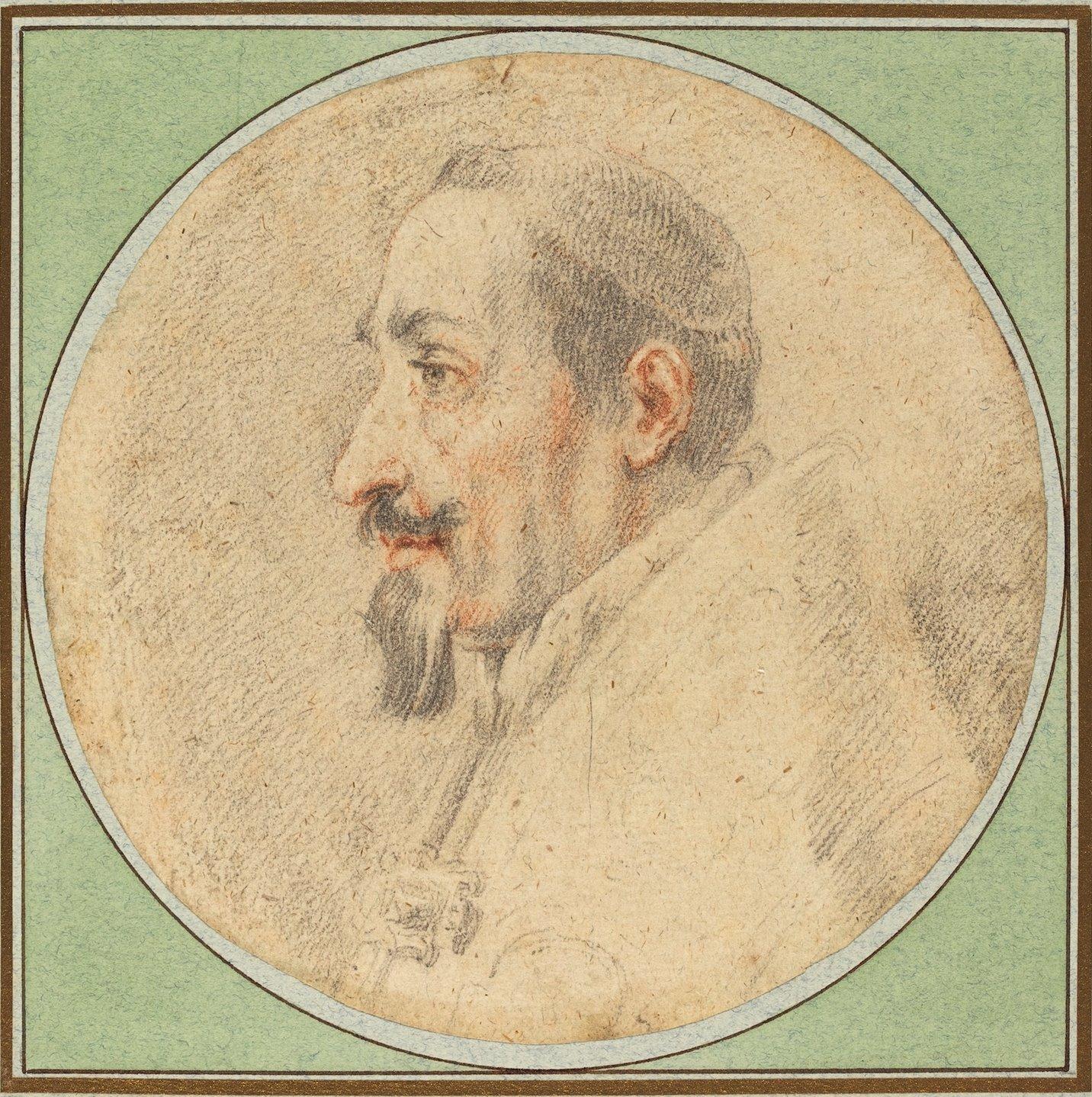 Ilustración de Alejandro VII.