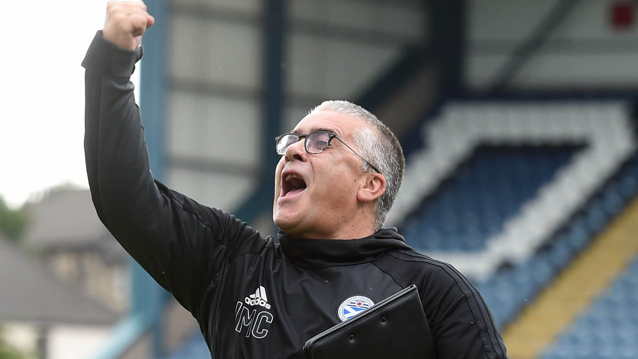 Ian McCall: Ayr United will have a go at Rangers in League Cup quarter-final