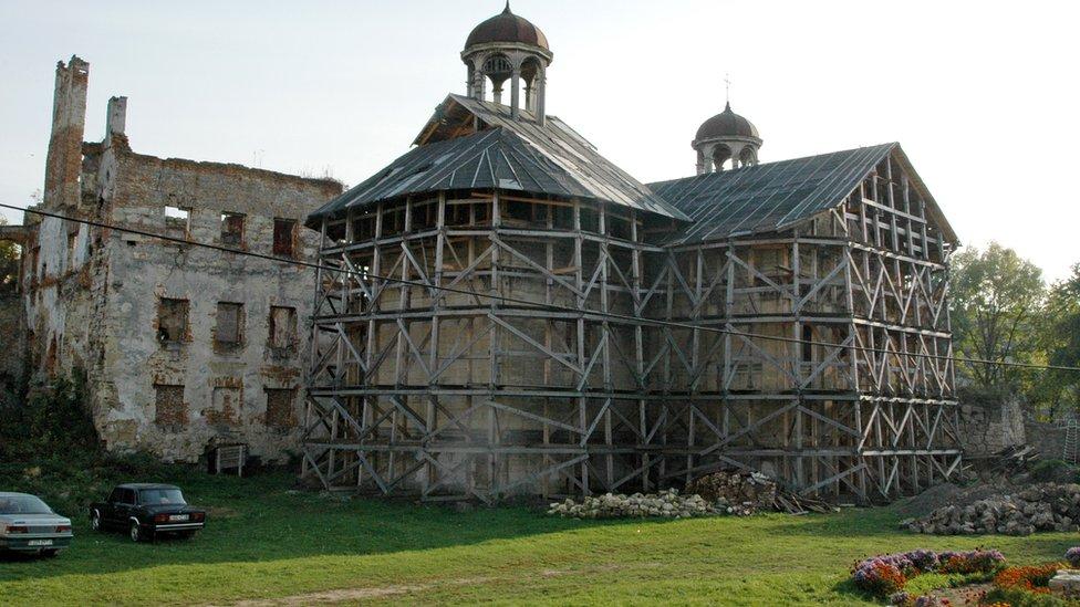 Бережанський замок - як український Вавель став броварнею?
