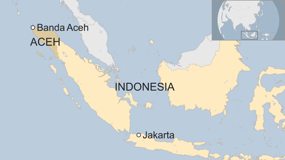 Two Christians Flogged for Violating Sharia Law in Indonesia's Aceh Province