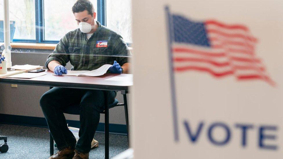 موعد الانتخابات الرئاسية الأمريكية 2020 في 3 نوفمبر/ تشرين الثاني، ويأمل الكثير من الناخبين في الإدلاء بأصواتهم عبر البريد