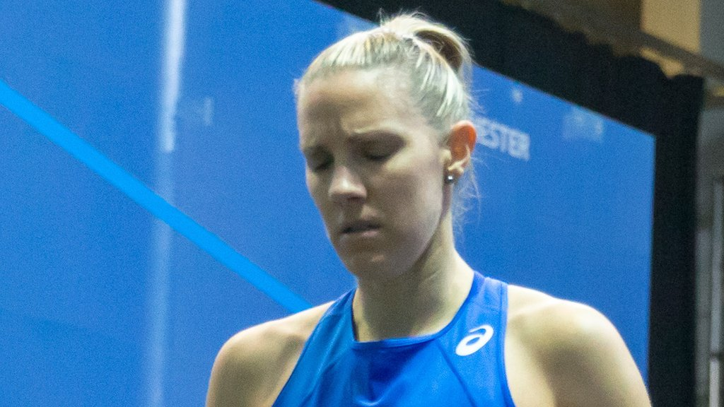 Laura Massaro ends career with defeat at British Open