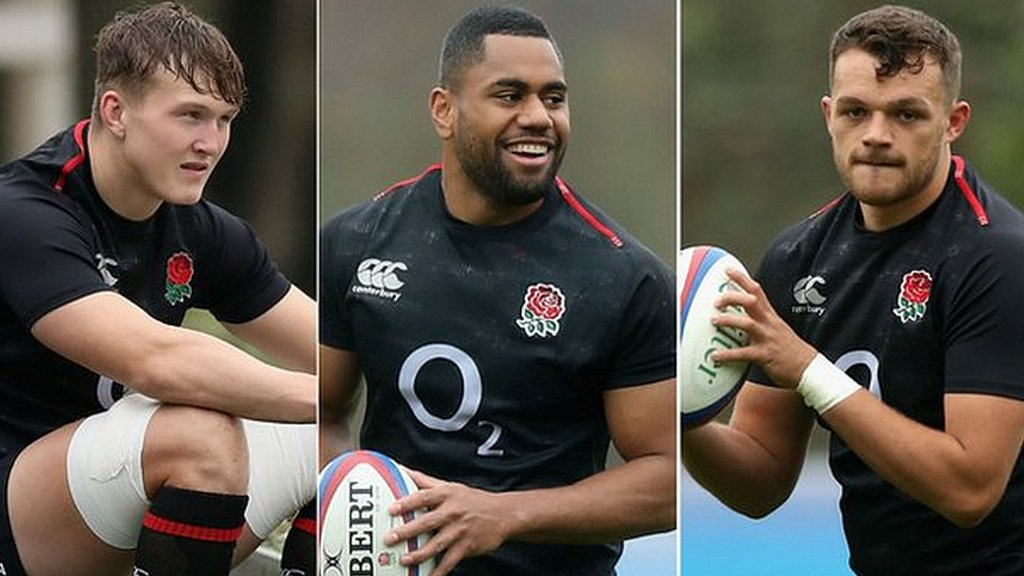 'There's good competition' - Jones looking for England World Cup pointers
