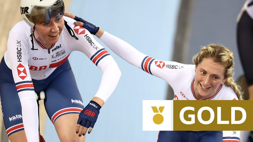 Laura Kenny & Katie Archibald win Madison gold at Track Cycling World Cup