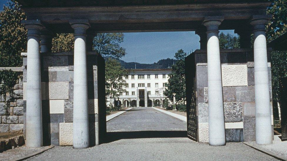 Titova vila na Bledu