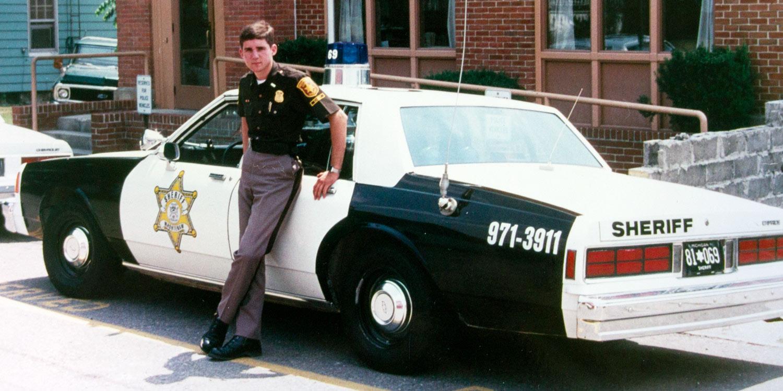 Pol Velan je u mladosti bio američki policajac