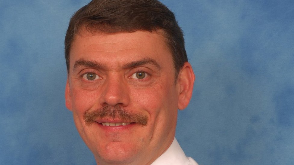 Tributes to 'old-school copper' PC Kevin Flint