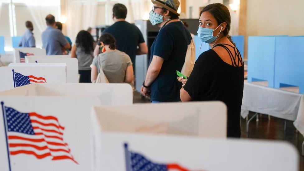 Voting in Georgia