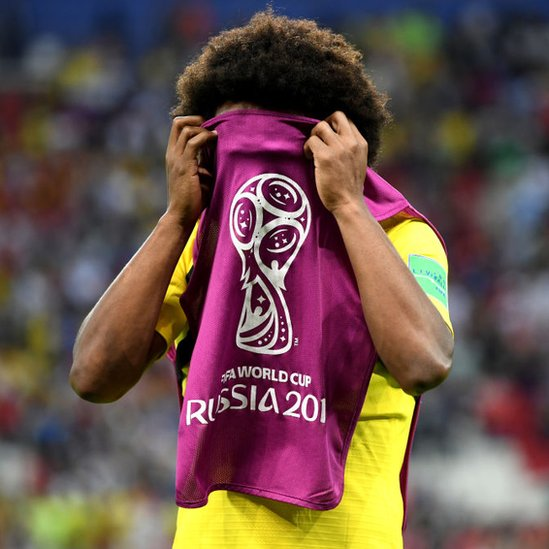 La derrota deja a Sudamérica sin representantes en semifinales de Rusia 2018.