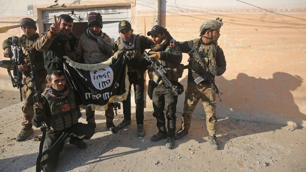 رغم انحسار تنظيم الدولة لإغنه لايزال أكثر الجماعات المتشددة دموية