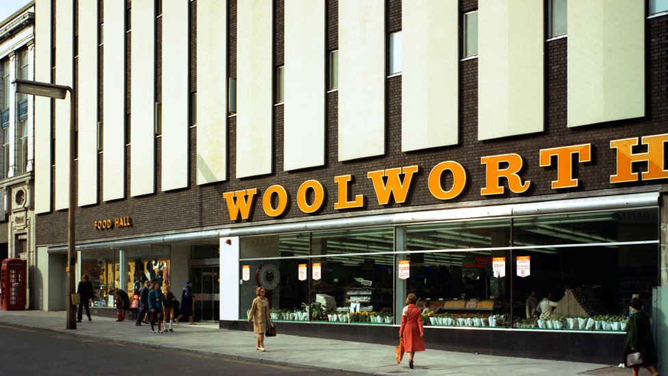 10 High Street Stores Of 1976 That Have Disappeared Bbc News