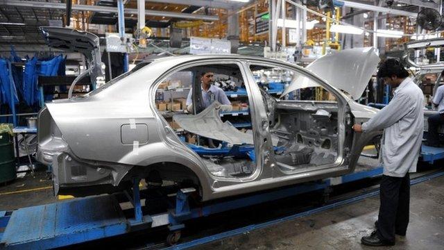 General Motors car