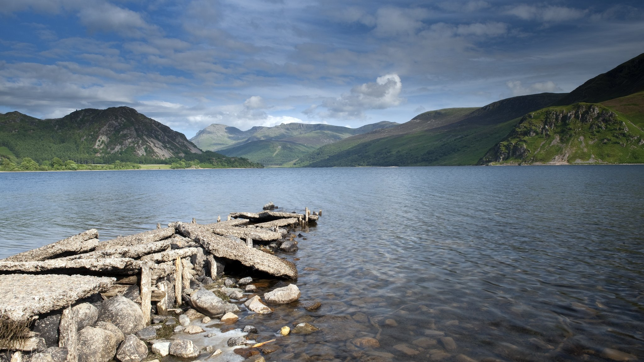 United Utilities wants more water from Lake District