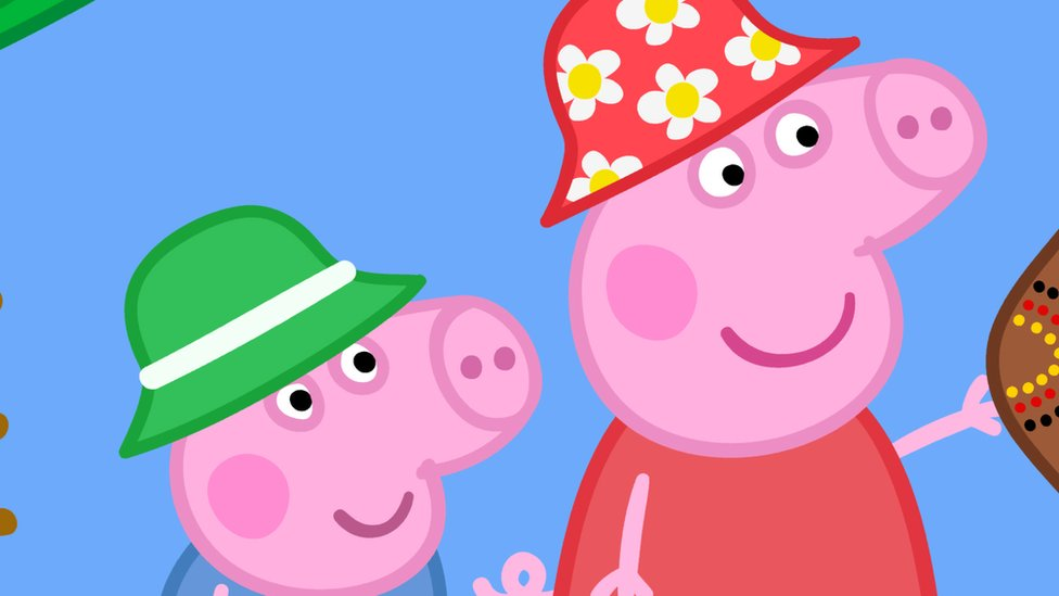 Peppa Pig criticised for using the word 'fireman' in episode
