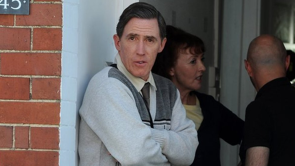 BBC News - Gavin and Stacey return left Rob Brydon 'flabbergasted'